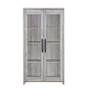 Loon Peak Old West 2 Door Accent Cabinet