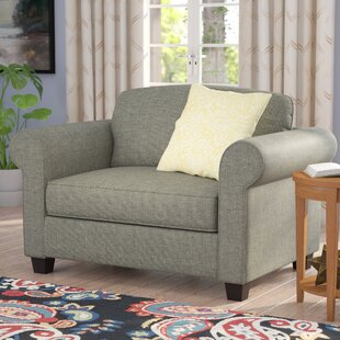 Serta Upholstery Tyler Chair and a Half by Alcott Hill
