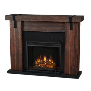 Apsen Electric Fireplace by Real Flame