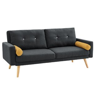 Moshe 2 Seater Clic Clac Sofa Bed By Isabelline
