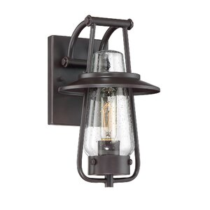 McLeroy Outdoor Sconce