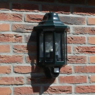 1 Light Outdoor Flush Mount By Marlow Home Co.