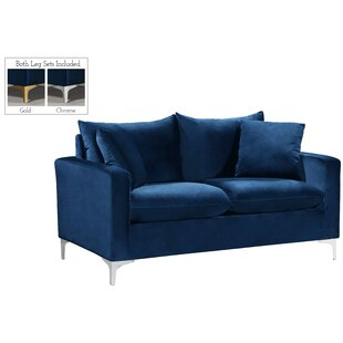 Great Price Boutwell Loveseat by Mercer41 Reviews (2019) & Buyer's Guide