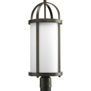 Alcott Hill Triplehorn 1-Light Contemporary Lantern Head