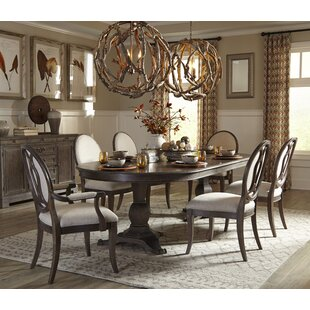 Pond Brook 7 Piece Dining Set by Darby Home Co No Copoun