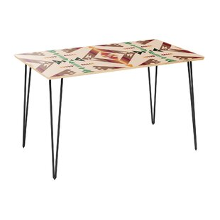Reiff Dining Table by World Menagerie Best