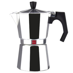 Kenia 3-Cup Stovetop Coffee Maker