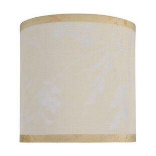 8 Silk Drum Lamp Shade