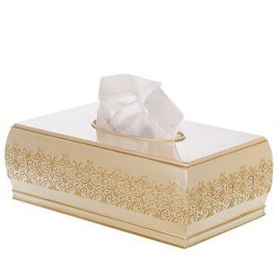 Shannon Rectangular Tissue Box Cover