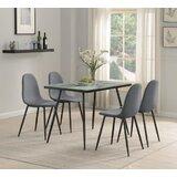 Autrey 5 Piece Dining Set by Corrigan Studio®
