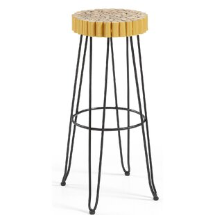 Galvez Bar Stool By Borough Wharf