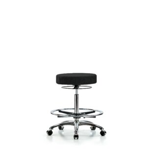 Cassius Height Adjustable Lab Stool