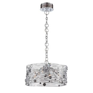 Eurofase Corfo 12-Light Lantern Chandelier