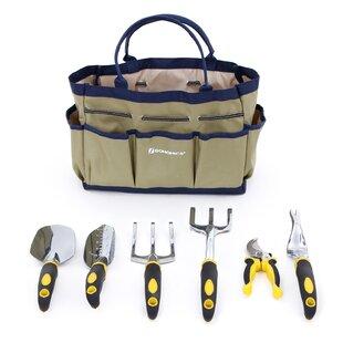 7 Piece Garden Tool Bag