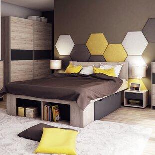 Roma 3 Piece Bedroom Set By Urban Designs