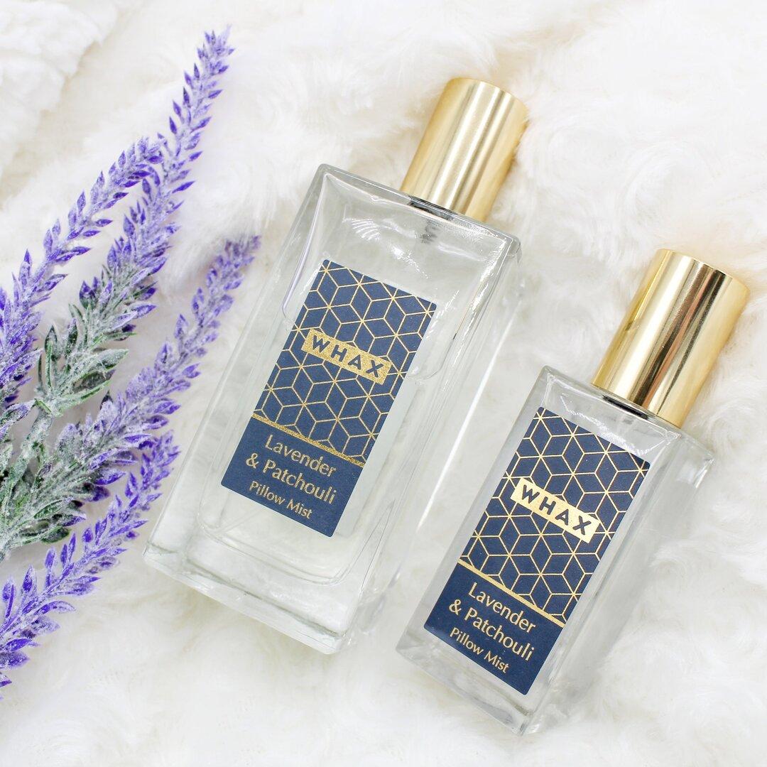 Lavender and Patchouli Pillow Mist
