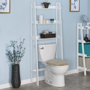 search results for over toilet ladder shelf - Bathroom Cabinets That Fit Over The Toilet