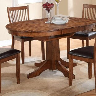 Blanco Point Extendable Dining Table Loon Peak