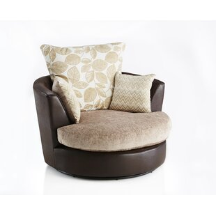 Adelyn Swivel Tub Chair By Zipcode Design