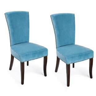 Adeco Trading Parson Chair (Set of 2)