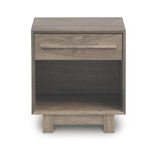 Sloane 1 Drawer Nightstand by Copeland Furniture