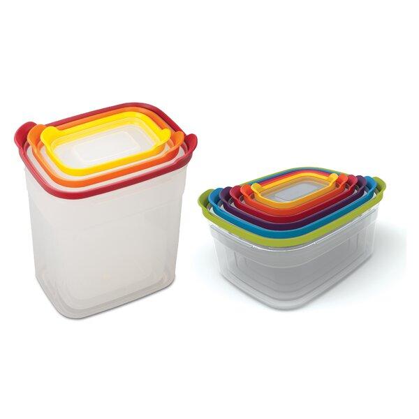 Joseph Joseph Nest Tall 9 Container Food Storage Set Reviews Wayfair
