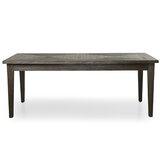 Brierfield Solid Wood Dining Table by Loon Peak®