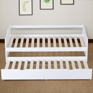 Paulino Double (4'6) Bed Frame By Brayden Studio