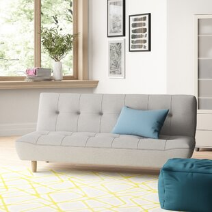 Wistow 3 Seater Clic Clac Sofa Bed By Zipcode Design