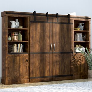Affordable Brayton Entertainment Center for TVs up to 55 by Laurel Foundry Modern Farmhouse Reviews (2019) & Buyer's Guide