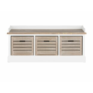 Review Russel Storage Hallway Bench
