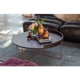 Aeroome Coffee Table with Tray Top