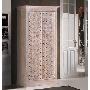 Loughlam 2 Door Wardrobe By World Menagerie