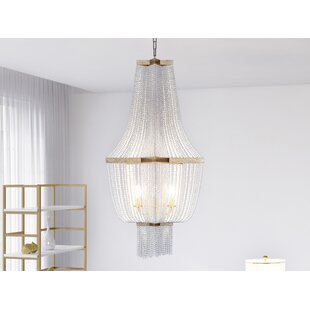 Mercer41 Azore 5-Light Empire Chandelier
