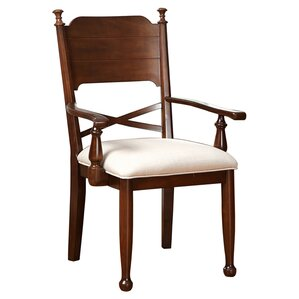 New England Arm Chair (Set of 2) by Hokku..