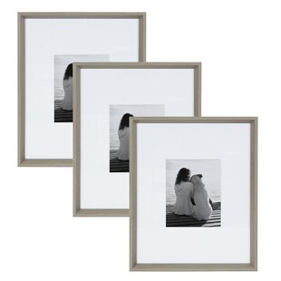 efa9d3369b3 Ivor Matted Wall Picture Frame (Set of 3). by Andover Mills