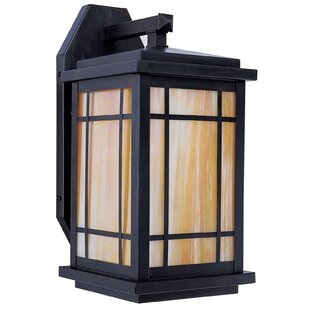 Avenue 1-Light Outdoor Wall Lantern by Ar..