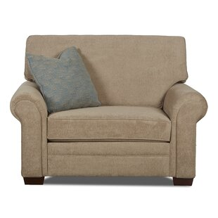 Klaussner Furniture Surrey Big Chair and a Half