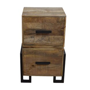 Antora 2 Drawer Vertical Filing Cabinet