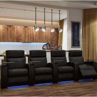 Orren Ellis Power Home Theater Configurable Seating
