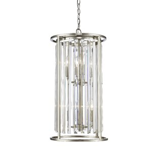 17 Stories Chelvey 6-Light Cylinder Pendant