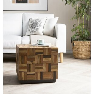 Brunet End Table by Union Rustic