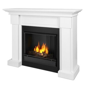 Real Flame Hillcrest Gel Fuel Fireplace Image