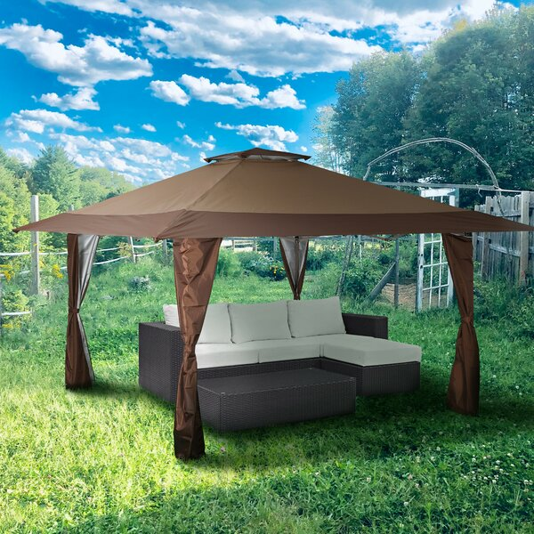 10x15 Pop Up Canopy Wayfair