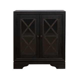 Tudor City Casual 2 Door Accent Cabinet by Gracie Oaks