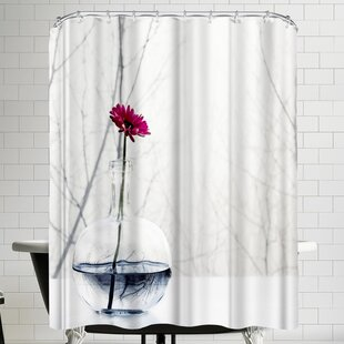 Misty Morning Single Shower Curtain