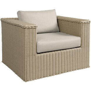 Mezzo Patio Chair with Cushions (Set of 2)