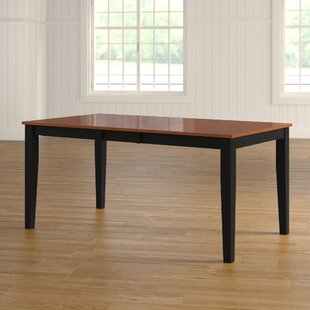Pillar Extendable Dining Table August Grove