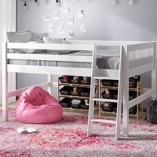 Comparison Isabelle Full Low Loft Bed by Viv + Rae Reviews (2019) & Buyer's Guide