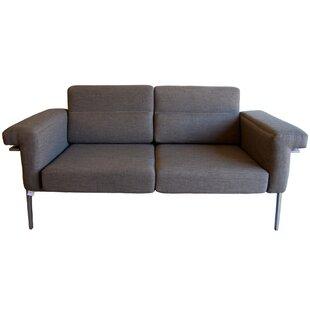 100 Essentials Eden Loveseat with Cushions